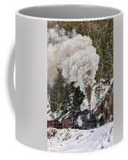 Highball Through Cascade Canyon Coffee Mug