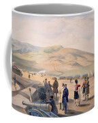 Highland Brigade Camp, Plate From The Coffee Mug