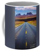 Highway 163 Coffee Mug