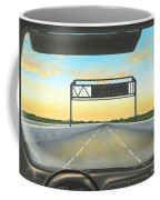 Highway Coffee Mug