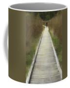 Hikers On Appalachian Trail Coffee Mug