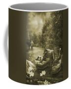Hiking Boots Coffee Mug