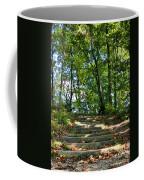 Hiking In Virginia Kendall Coffee Mug by Kristin Elmquist