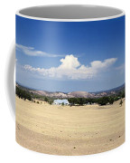 Hill Country And Enchanted Rock Panorama Coffee Mug