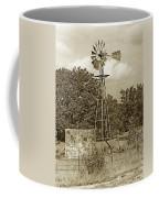 Hill Country Windmill Coffee Mug