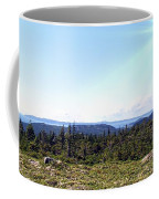 Hill View - Summer - Berry Picking Barrens Coffee Mug