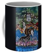 Hills Alive With Llamas Coffee Mug