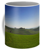 Hills On The Field Coffee Mug