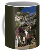 Hillside Positano Coffee Mug