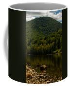Hilltop In The Berkshires Coffee Mug