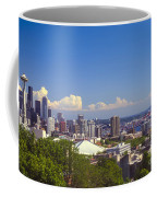 Hilltop View Coffee Mug
