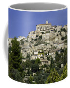 Hilltop Village Coffee Mug