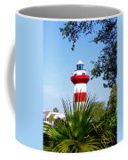 Hilton Head Lighthouse And Palmetto Coffee Mug