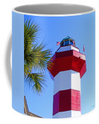 Hilton Head Lighthouse Upclose Coffee Mug