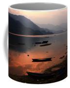 Phewa Lake, Pokhara, Nepal Coffee Mug