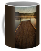 Hinckley Lake Sunrise Coffee Mug