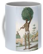 Hindu Servant Cutting Grass, The Coffee Mug