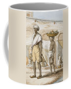 Hindu Valet Or Buyer Of Food, From The Coffee Mug