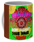 Hippie Art Coffee Mug