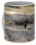 Hippo - Family Coffee Mug