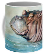 Hippo Lisa Coffee Mug