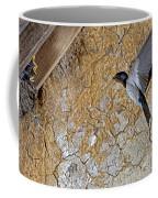 Hirondelle De Cheminee Hirundo Rustica Coffee Mug