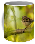 His Eye Is On The Sparrow Coffee Mug