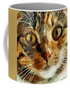 His Eyes Coffee Mug