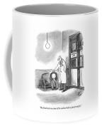 His Final Wish Was That All His Medical Bills Coffee Mug