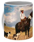 His Three Best Friends Coffee Mug