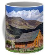 Historic Barn - Wasatch Front Coffee Mug