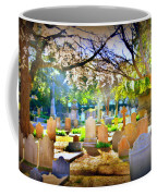 Historic Cemetery  Coffee Mug