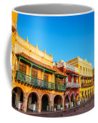 Historic Colonial Facades Coffee Mug