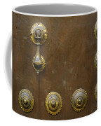 Historic Door In Granada Coffee Mug