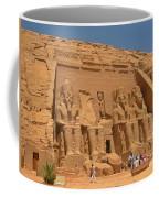 Historic Egypt Coffee Mug