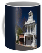 Historic Firehouse No. 1 Nevada City California Coffee Mug