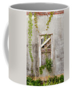 Historic Florida Building - Apalachicola Exchange Building Coffee Mug by Bill Swindaman