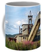 Historic Gold Dredge In Chicken-ak  Coffee Mug