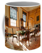 Historic Governor Council Chamber Coffee Mug by Olivier Le Queinec