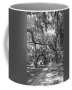 Historic Lane Bw Coffee Mug