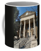 Historic Limestone County Courthouse In Athens Alabama Coffee Mug