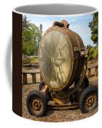 Historic Military Spotlight - Fort Stevens - Oregon Coffee Mug