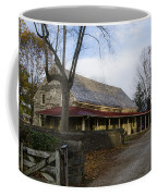 Historic Plymouth Meeting Friends Coffee Mug by Bill Cannon