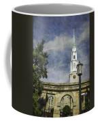 Historic Savannah Church Coffee Mug