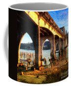 Historic Siuslaw River Bridge Coffee Mug