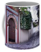 Historic Street At Albaycin In Granada' Coffee Mug