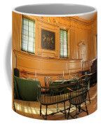 Historic Supreme Court Coffee Mug by Olivier Le Queinec