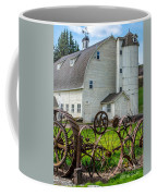 Historic Uniontown Washington Dairy Barn Coffee Mug