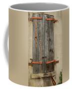 Historic Window Shutters Coffee Mug