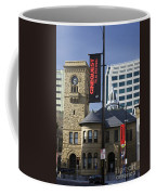 Historic Wing Of The San Jose Art Museum Coffee Mug
